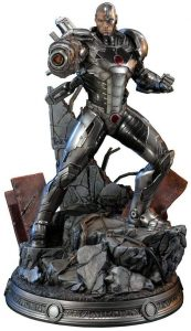 Figura Sideshow de Hot Toys de Cyborg - Los mejores Hot Toys de Cyborg - Figuras coleccionables de Cyborg