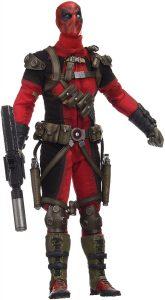 Figura Sideshow de Hot Toys de Deadpool - Los mejores Hot Toys de Deadpool - Figuras coleccionables de Deadpool