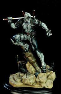 Figura Sideshow de Hot Toys de Deadpool de X-Force - Los mejores Hot Toys de Deadpool - Figuras coleccionables de Deadpool