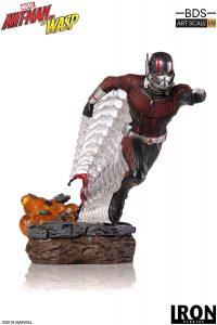 Figura de Ant man de Iron Studios - Figuras coleccionables de Ant man