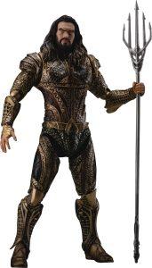 Figura de Aquaman de Beast Kingdom - Figuras coleccionables de Aquaman