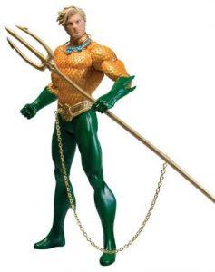 Figura de Aquaman de DC Comics - Figuras coleccionables de Aquaman