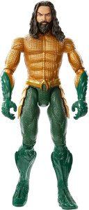 Figura de Aquaman de Jason Momoa de Mattel - Figuras coleccionables de Aquaman