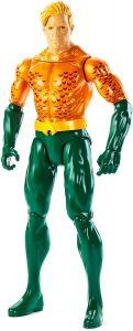 Figura de Aquaman de Mattel - Figuras coleccionables de Aquaman