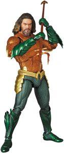 Figura de Aquaman de Medicom - Figuras coleccionables de Aquaman