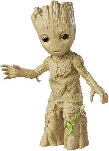 Figura de Baby Groot de Guardianes de la galaxia de Hasbro - Figuras coleccionables de Groot