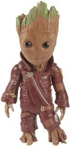 Figura de Baby Groot de Guardianes de la galaxia de Marvel Comics - Figuras coleccionables de Groot