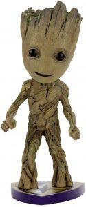 Figura de Baby Groot de Guardianes de la galaxia de Marvel - Figuras coleccionables de Groot