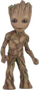 Figura de Baby Groot de Guardianes de la galaxia de Neca - Figuras coleccionables de Groot