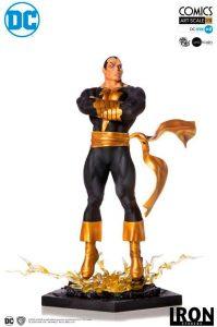 Figura de Black Adam de Iron Studios - Figuras coleccionables de Black Adam