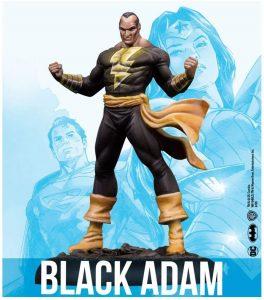 Figura de Black Adam de Knight Models - Figuras coleccionables de Black Adam