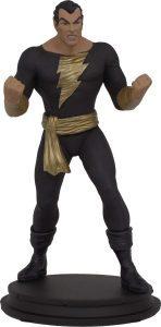 Figura de Black Adam de la Liga de la Justicia - Figuras coleccionables de Black Adam