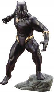 Figura de Black Panther clásico de Kotobukiya - Figuras coleccionables de Black Panther - Pantera Negra