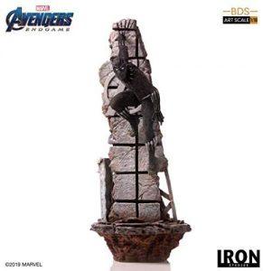 Figura de Black Panther de End Game de Iron Studios - Figuras coleccionables de Black Panther - Pantera Negra
