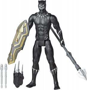 Figura de Black Panther de Hasbro 3 - Figuras coleccionables de Black Panther - Pantera Negra