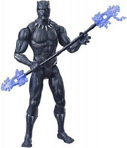Figura de Black Panther de Hasbro 4 - Figuras coleccionables de Black Panther - Pantera Negra