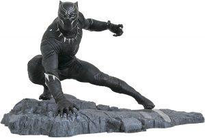 Figura de Black Panther de Marvel Comics - Figuras coleccionables de Black Panther - Pantera Negra