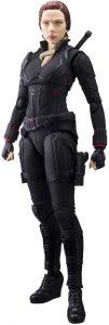 Figura de Black Widow de Bandai 2 - Figuras coleccionables de Black Widow