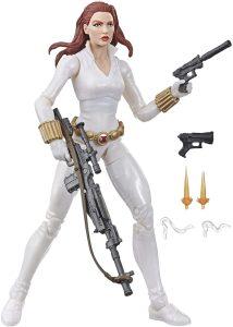 Figura de Black Widow de Hasbro - Figuras coleccionables de Black Widow