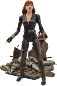 Figura de Black Widow de Marvel Comics - Figuras coleccionables de Black Widow