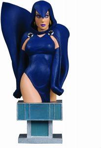 Figura de Busto Raven de DC Universe - Figuras coleccionables de Raven