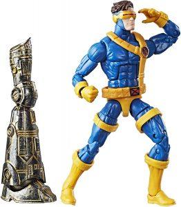 Figura de Cíclope de los X-Men de Marvel Legends Series - Figuras coleccionables de Cíclope