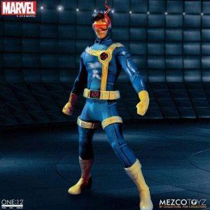 Figura de Cíclope de los X-Men de Mezco TOys - Figuras coleccionables de Cíclope