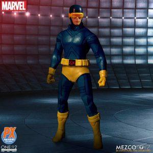 Figura de Cíclope de los X-Men de Mezco Toys 2 - Figuras coleccionables de Cíclope
