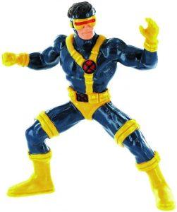 Figura de Cíclope de los X-Men de Toppers - Figuras coleccionables de Cíclope