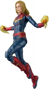 Figura de Capitana Marvel de Bandai - Figuras coleccionables de Capitana Marvel - Captain Marvel