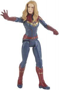 Figura de Capitana Marvel de Habro- Figuras coleccionables de Capitana Marvel - Captain Marvel