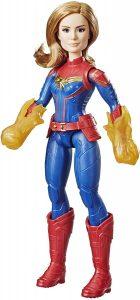 Figura de Captain Marvel de Habro- Figuras coleccionables de Capitana Marvel - Captain Marvel