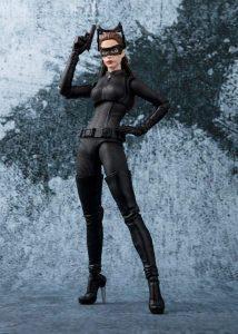 Figura de Catwoman The Dark Knight Rises de Bandai - Figuras coleccionables de Catwoman