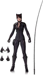 Figura de Catwoman de Arkham Knight de DC Collectibles - Figuras coleccionables de Catwoman