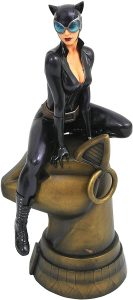 Figura de Catwoman de DC Comics - Figuras coleccionables de Catwoman