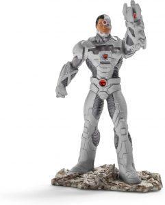 Figura de Cyborg Cómic de Schleich - Figuras coleccionables de Cyborg