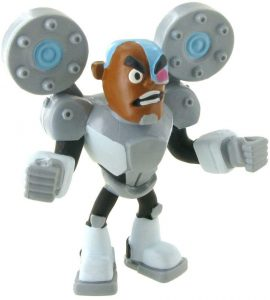 Figura de Cyborg de Comansi - Figuras coleccionables de Cyborg
