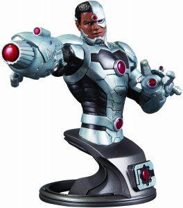 Figura de Cyborg de DC Cómics Busto - Figuras coleccionables de Cyborg