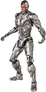 Figura de Cyborg de Mafex - Figuras coleccionables de Cyborg