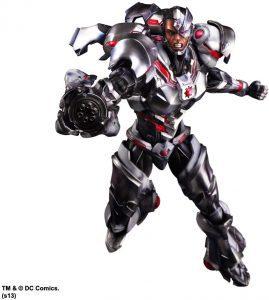 Figura de Cyborg de Square Enix - Figuras coleccionables de Cyborg