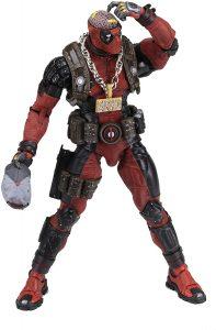 Figura de Deadpool cerebro abierto de los X-Men de Neca - Figuras coleccionables de Deadpool