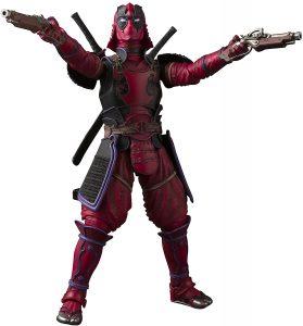 Figura de Deadpool de los X-Men de Bandai - Figuras coleccionables de Deadpool