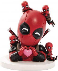 Figura de Deadpool de los X-Men de Beast Kingdom - Figuras coleccionables de Deadpool