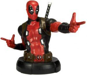 Figura de Deadpool de los X-Men de Busto Super Heroes Marvel - Figuras coleccionables de Deadpool