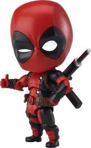 Figura de Deadpool de los X-Men de Good Smile Company - Figuras coleccionables de Deadpool