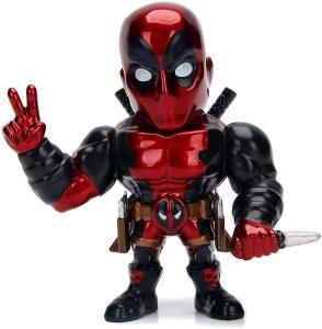 Figura de Deadpool de los X-Men de Jada - Figuras coleccionables de Deadpool