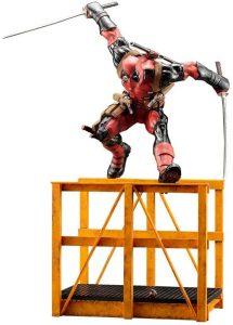 Figura de Deadpool de los X-Men de Kotobukiya - Figuras coleccionables de Deadpool