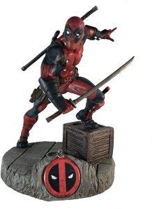 Figura de Deadpool de los X-Men de Marvel Finders - Figuras coleccionables de Deadpool
