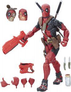 Figura de Deadpool de los X-Men de Marvel Legends de Hasbro - Figuras coleccionables de Deadpool