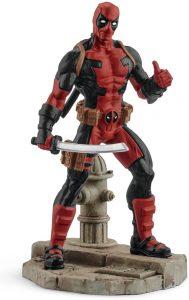 Figura de Deadpool de los X-Men de Schleich - Figuras coleccionables de Deadpool
